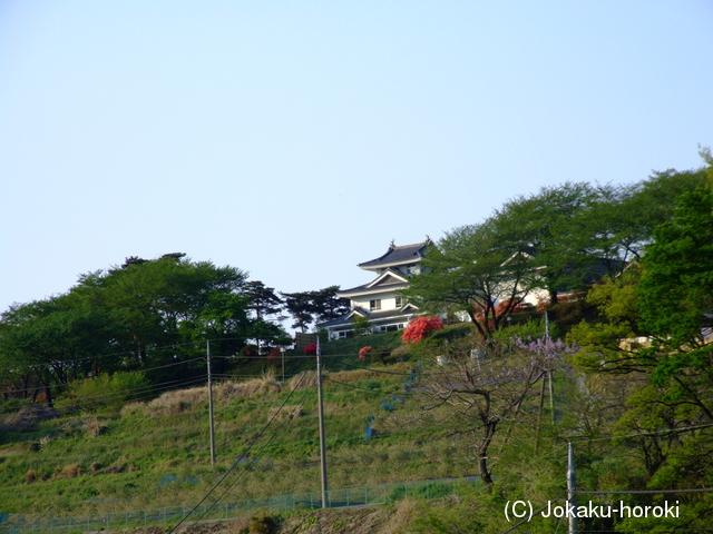 上野 箱田城-城郭放浪記