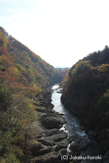 上野 高津戸城の写真集-城郭放浪記
