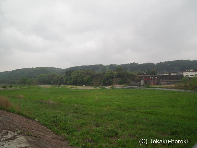 下野・福原城(城郭放浪記)